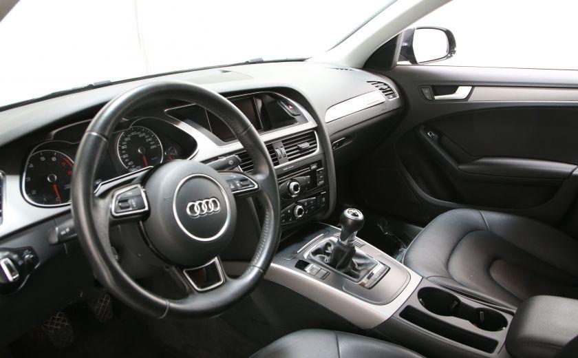 2014 Audi A4 Comfort QUATTRO AUTO A/C CUIR TOIT MAGS #9