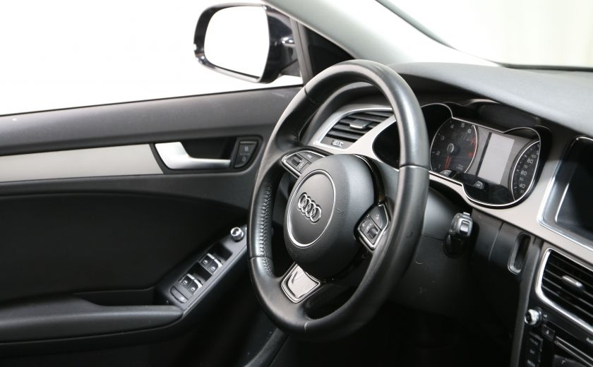 2014 Audi A4 Comfort QUATTRO AUTO A/C CUIR TOIT MAGS #19