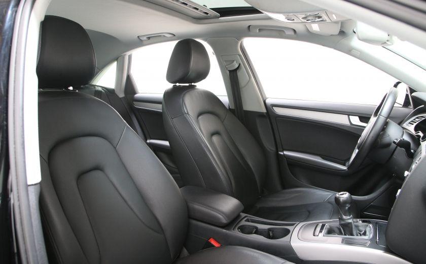2014 Audi A4 Comfort QUATTRO AUTO A/C CUIR TOIT MAGS #20