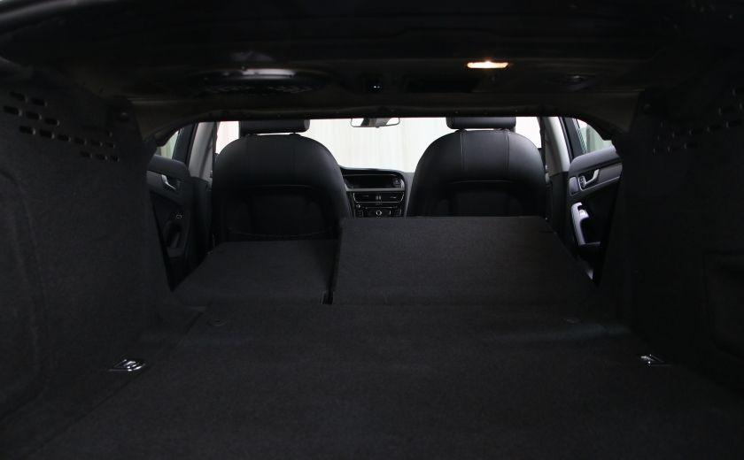 2014 Audi A4 Comfort QUATTRO AUTO A/C CUIR TOIT MAGS #25
