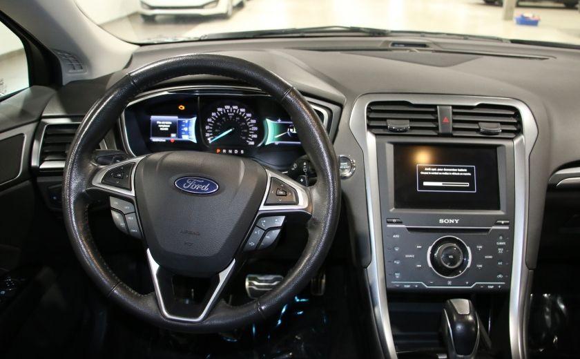 2013 Ford Fusion TITANIUM AWD CUIR TOIT NAVIGATION CAMERA RECUL #13
