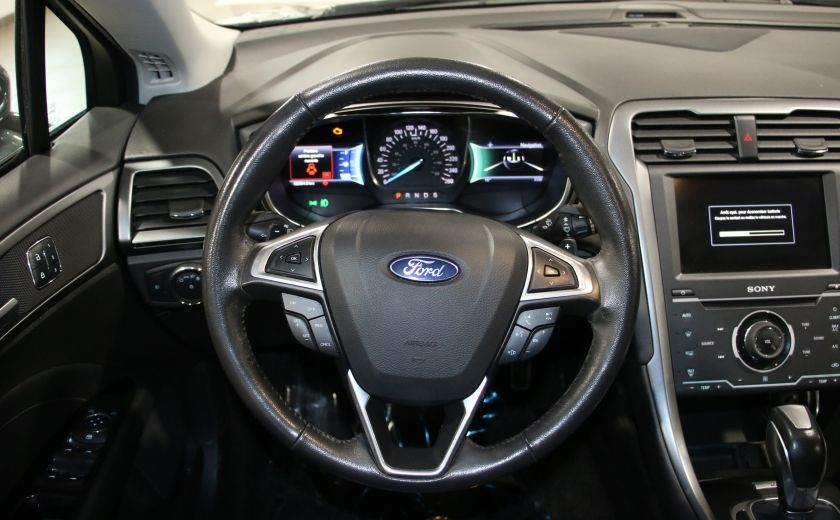2013 Ford Fusion TITANIUM AWD CUIR TOIT NAVIGATION CAMERA RECUL #14