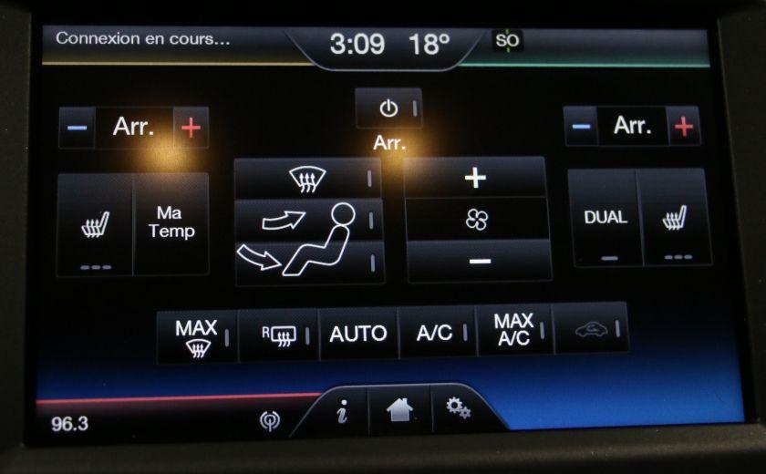 2013 Ford Fusion TITANIUM AWD CUIR TOIT NAVIGATION CAMERA RECUL #18