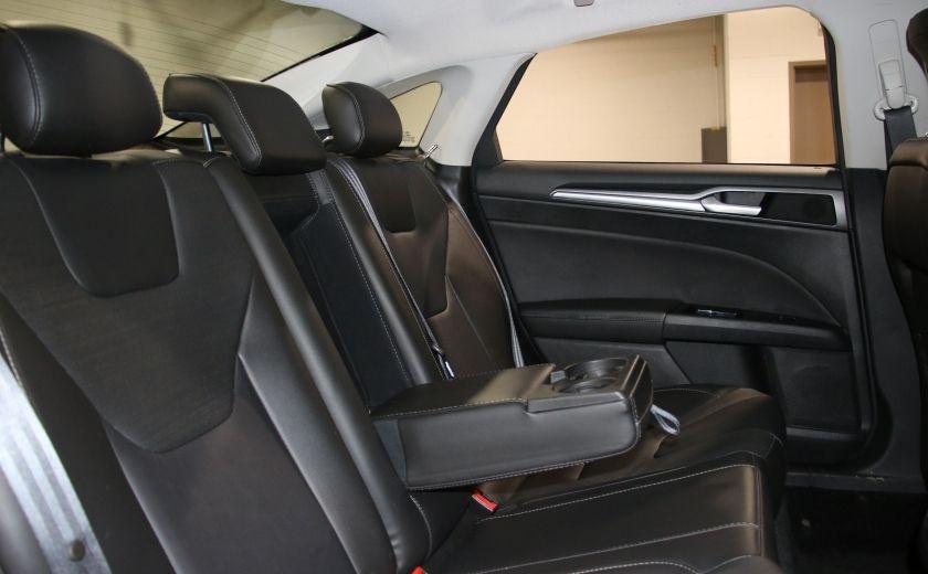 2013 Ford Fusion TITANIUM AWD CUIR TOIT NAVIGATION CAMERA RECUL #24