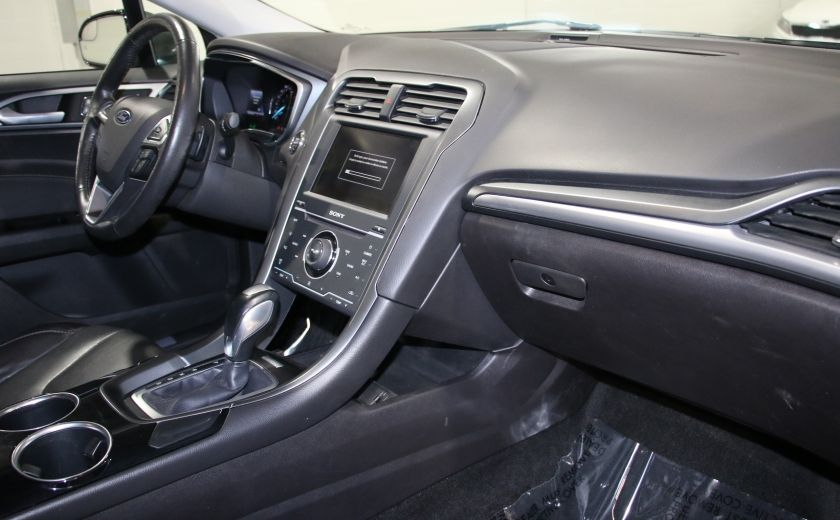 2013 Ford Fusion TITANIUM AWD CUIR TOIT NAVIGATION CAMERA RECUL #25
