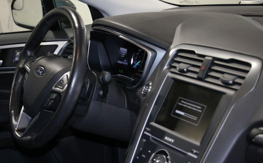 2013 Ford Fusion TITANIUM AWD CUIR TOIT NAVIGATION CAMERA RECUL #26