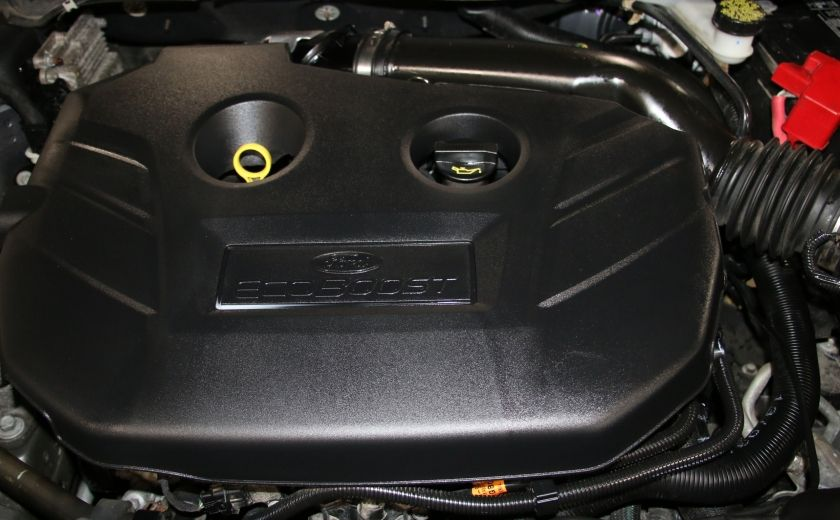 2013 Ford Fusion TITANIUM AWD CUIR TOIT NAVIGATION CAMERA RECUL #28