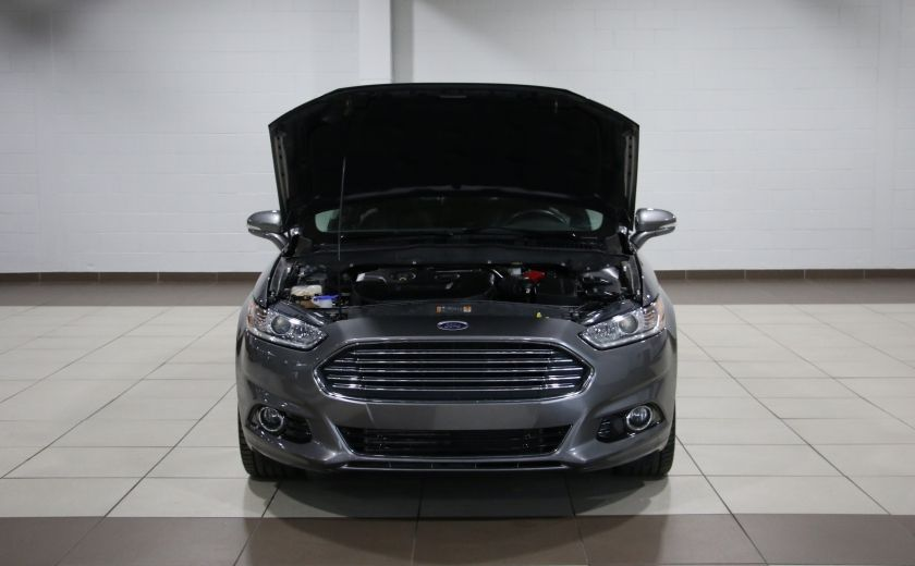 2013 Ford Fusion TITANIUM AWD CUIR TOIT NAVIGATION CAMERA RECUL #29