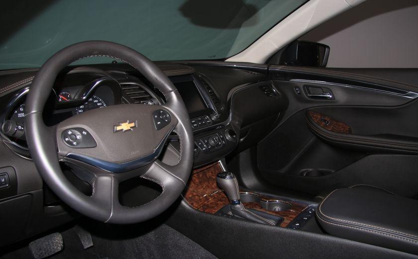 2015 Chevrolet Impala LT A/C CUIR MAGS BLUETOOTH #8
