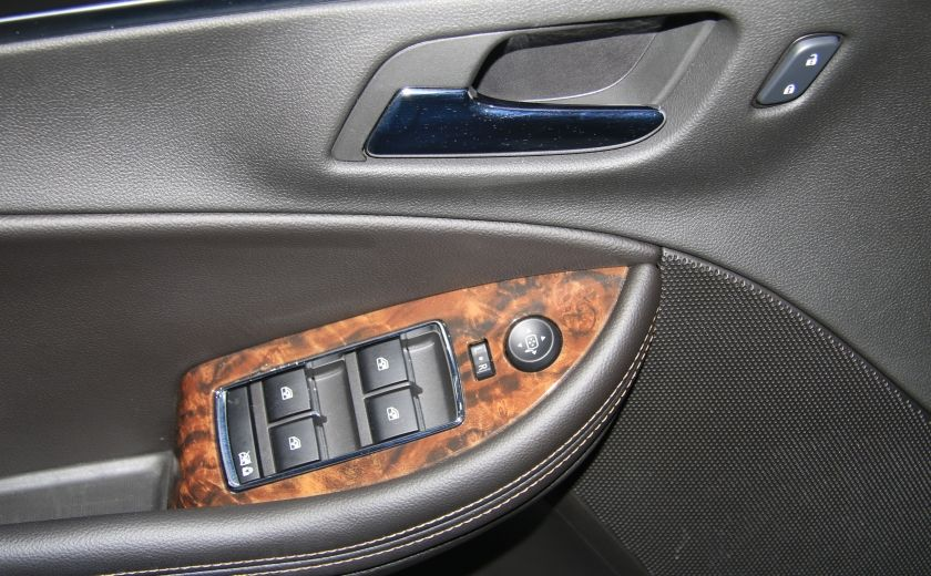 2015 Chevrolet Impala LT A/C CUIR MAGS BLUETOOTH #10