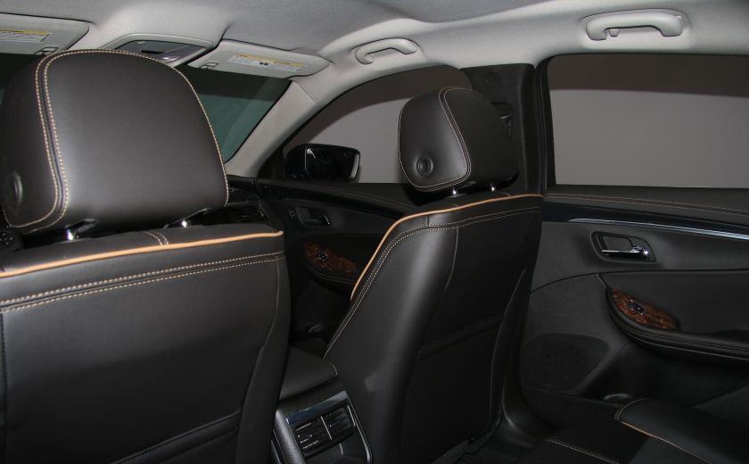 2015 Chevrolet Impala LT A/C CUIR MAGS BLUETOOTH #19