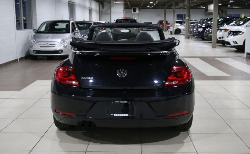 2015 Volkswagen BEETLE Trendline+ AUTO A/C CUIR CONVERTIBLE MAGS #5