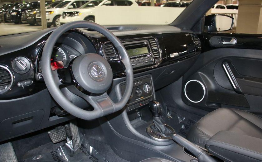 2015 Volkswagen BEETLE Trendline+ AUTO A/C CUIR CONVERTIBLE MAGS #11