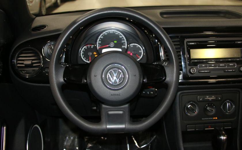 2015 Volkswagen BEETLE Trendline+ AUTO A/C CUIR CONVERTIBLE MAGS #15