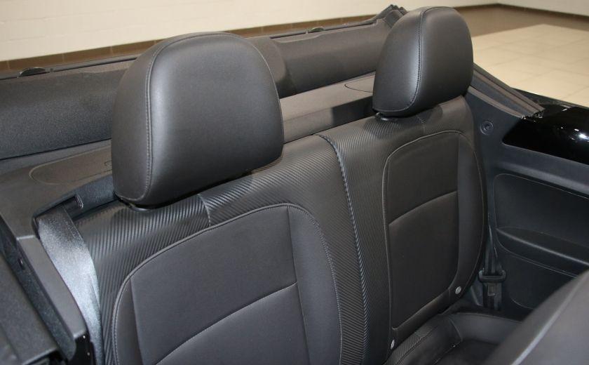 2015 Volkswagen BEETLE Trendline+ AUTO A/C CUIR CONVERTIBLE MAGS #21