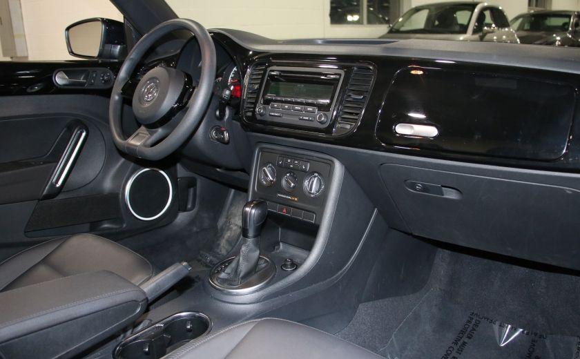 2015 Volkswagen BEETLE Trendline+ AUTO A/C CUIR CONVERTIBLE MAGS #22
