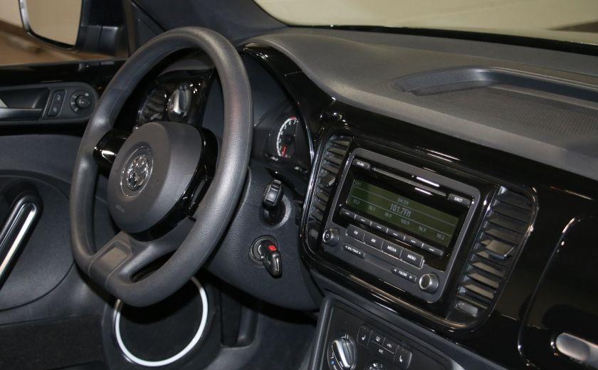2015 Volkswagen BEETLE Trendline+ AUTO A/C CUIR CONVERTIBLE MAGS #23