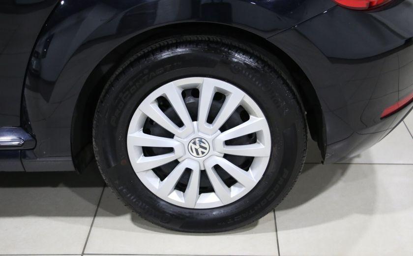 2015 Volkswagen BEETLE Trendline+ AUTO A/C CUIR CONVERTIBLE MAGS #27