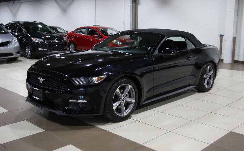 2016 Ford Mustang V6 CONVERTIBLE AUTO A/C MAGS CAMERA RECUL #8