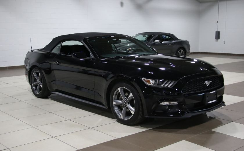2016 Ford Mustang V6 CONVERTIBLE AUTO A/C MAGS CAMERA RECUL #12