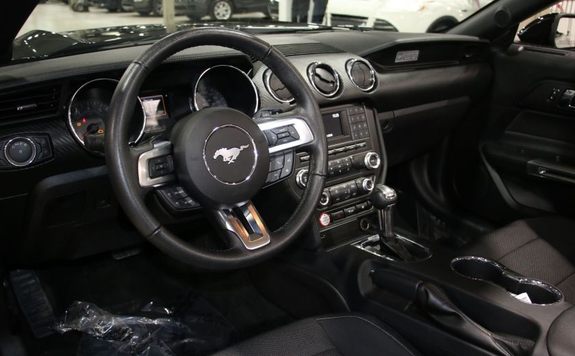 2016 Ford Mustang V6 CONVERTIBLE AUTO A/C MAGS CAMERA RECUL #13