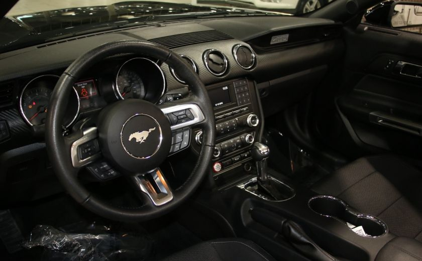 2016 Ford Mustang V6 CONVERTIBLE AUTO A/C MAGS CAMERA RECUL #14