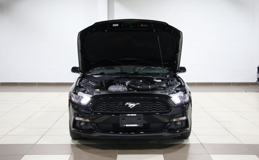 2016 Ford Mustang V6 CONVERTIBLE AUTO A/C MAGS CAMERA RECUL #29