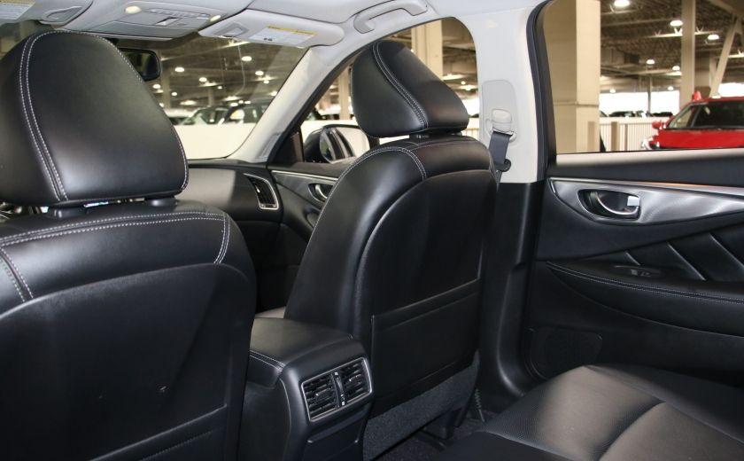 2014 Infiniti Q50 Premium AWD AUTO A/C CUIR TOIT MAGS CAMERA RECUL #24