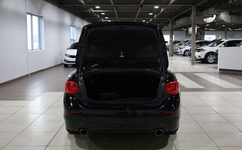 2014 Infiniti Q50 Premium AWD AUTO A/C CUIR TOIT MAGS CAMERA RECUL #33