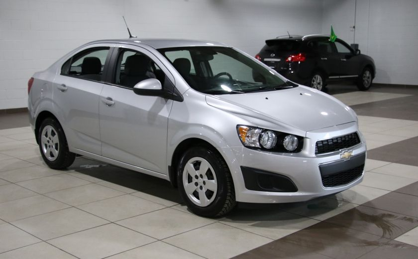 2013 Chevrolet Sonic LS AUTO A/C BLUETOOTH #0
