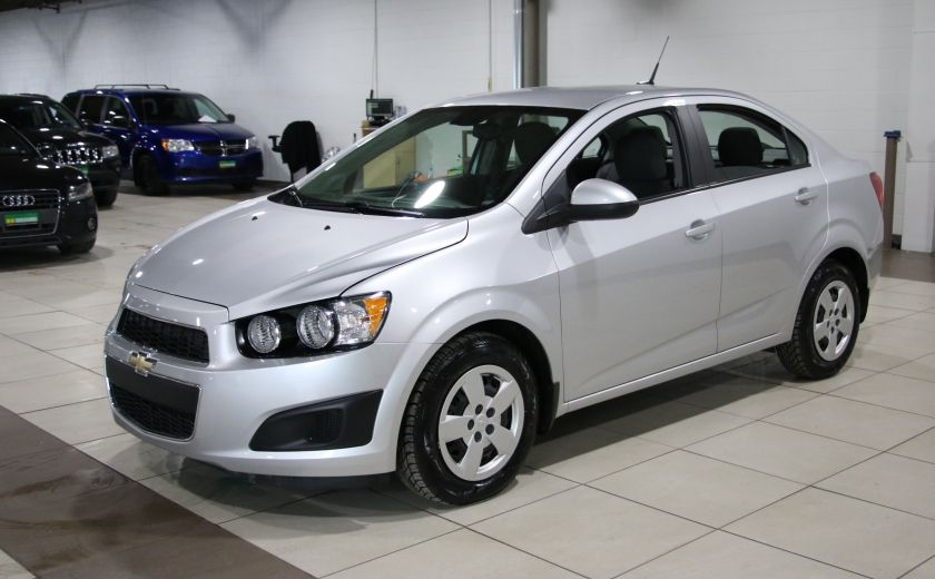 2013 Chevrolet Sonic LS AUTO A/C BLUETOOTH #2
