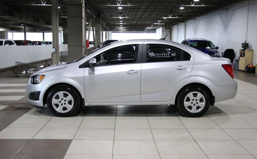 2013 Chevrolet Sonic LS AUTO A/C BLUETOOTH #3