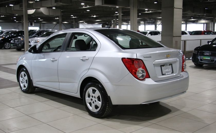 2013 Chevrolet Sonic LS AUTO A/C BLUETOOTH #4