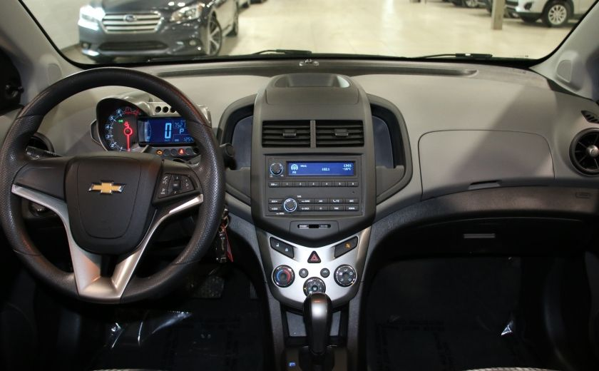 2013 Chevrolet Sonic LS AUTO A/C BLUETOOTH #10