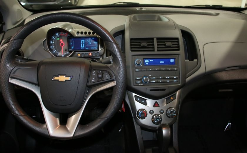 2013 Chevrolet Sonic LS AUTO A/C BLUETOOTH #11