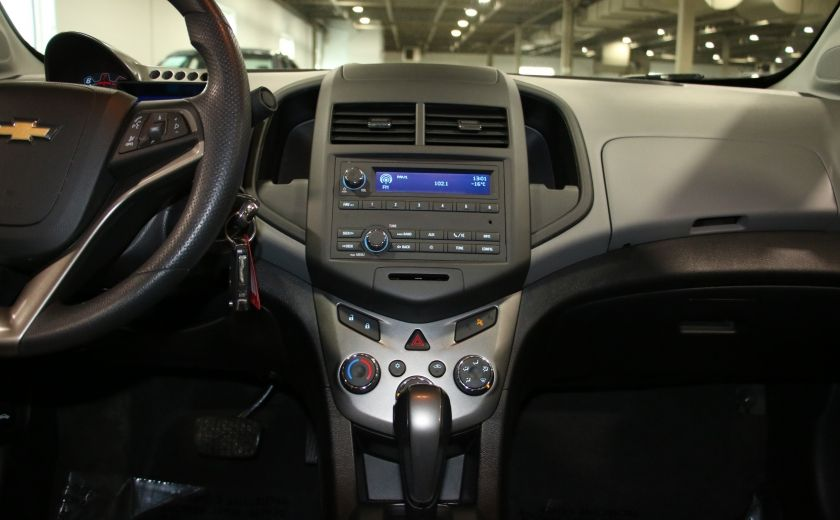 2013 Chevrolet Sonic LS AUTO A/C BLUETOOTH #13