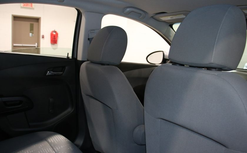 2013 Chevrolet Sonic LS AUTO A/C BLUETOOTH #16