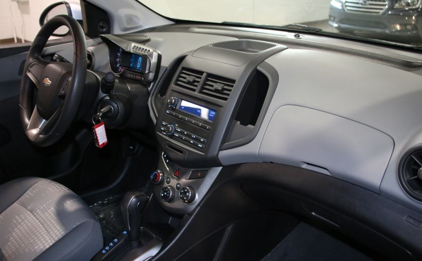 2013 Chevrolet Sonic LS AUTO A/C BLUETOOTH #18