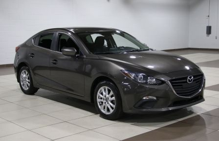 2014 Mazda 3 GS-SKY A/C MAGS BLUETOOTH CAMERA RECUL #0