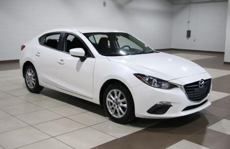 2014 Mazda 3 GS-SKY AUTO A/C MAGS BLUETOOTH CAMERA RECUL #0