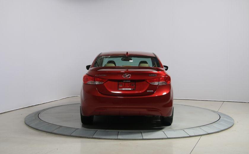 2012 Hyundai Elantra Limited AUTO A/C CUIR TOIT MAGS BLUETOOTH #5