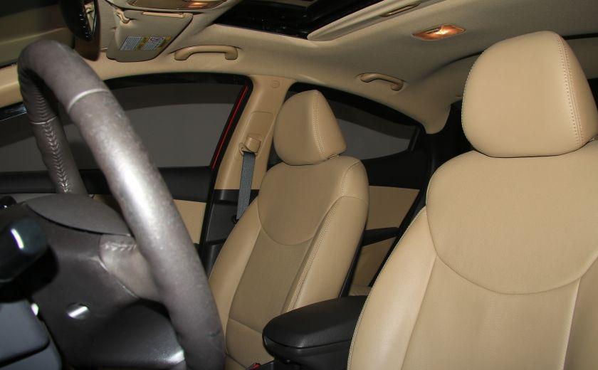 2012 Hyundai Elantra Limited AUTO A/C CUIR TOIT MAGS BLUETOOTH #7