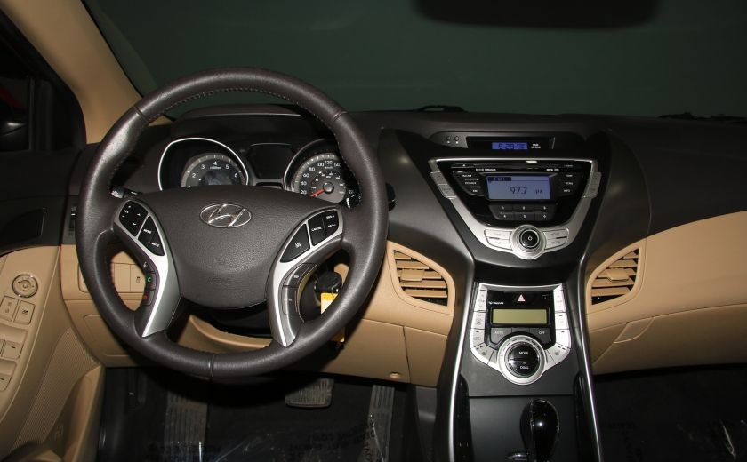 2012 Hyundai Elantra Limited AUTO A/C CUIR TOIT MAGS BLUETOOTH #10