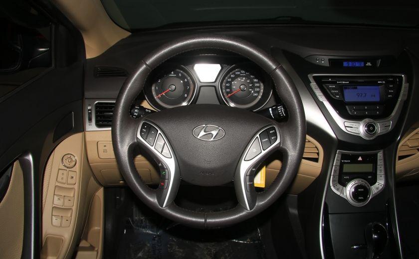 2012 Hyundai Elantra Limited AUTO A/C CUIR TOIT MAGS BLUETOOTH #11