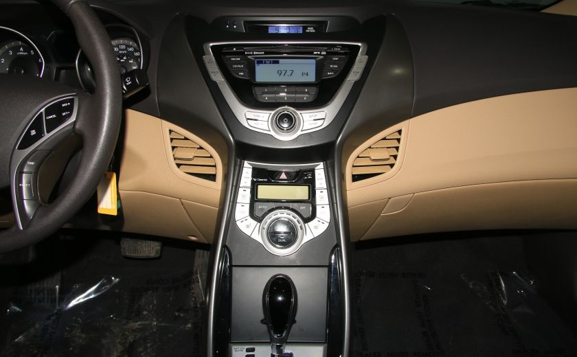 2012 Hyundai Elantra Limited AUTO A/C CUIR TOIT MAGS BLUETOOTH #12