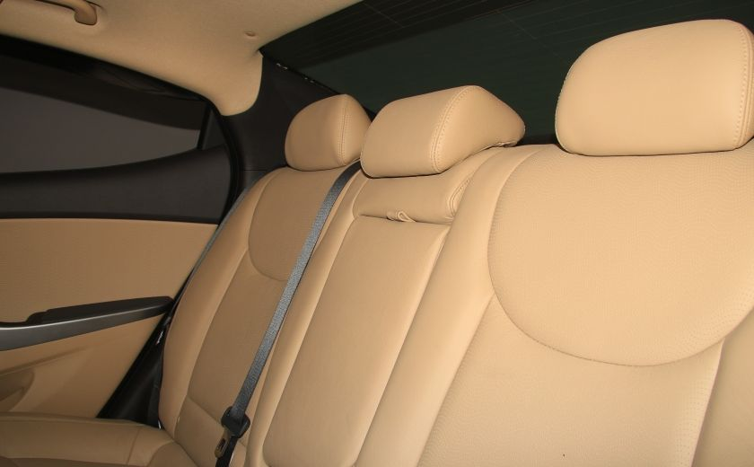 2012 Hyundai Elantra Limited AUTO A/C CUIR TOIT MAGS BLUETOOTH #17