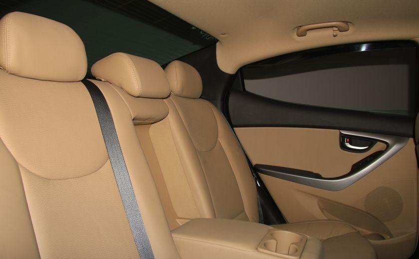 2012 Hyundai Elantra Limited AUTO A/C CUIR TOIT MAGS BLUETOOTH #19