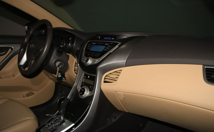 2012 Hyundai Elantra Limited AUTO A/C CUIR TOIT MAGS BLUETOOTH #20