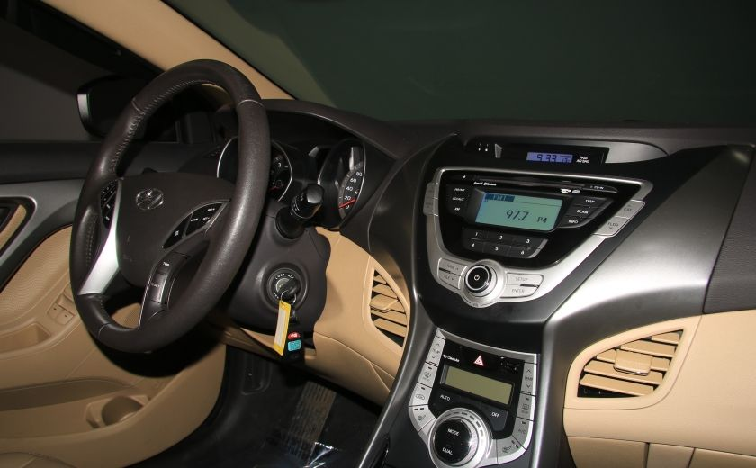2012 Hyundai Elantra Limited AUTO A/C CUIR TOIT MAGS BLUETOOTH #21