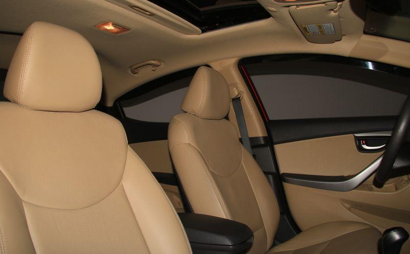 2012 Hyundai Elantra Limited AUTO A/C CUIR TOIT MAGS BLUETOOTH #22